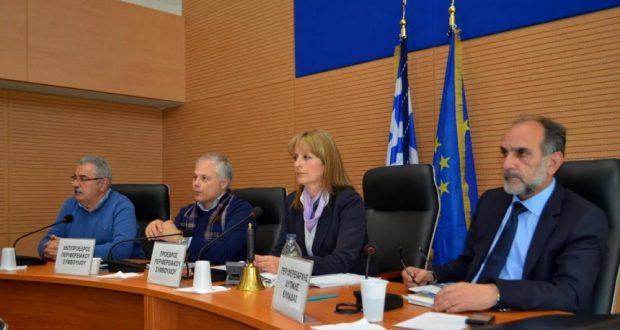 ΠΕΣΔΑ και Αγροτοδιατροφική Σύμπραση στην αυριανή συνεδρίαση του Περιφερειακού Συμβουλίου Δυτικής Ελλάδας