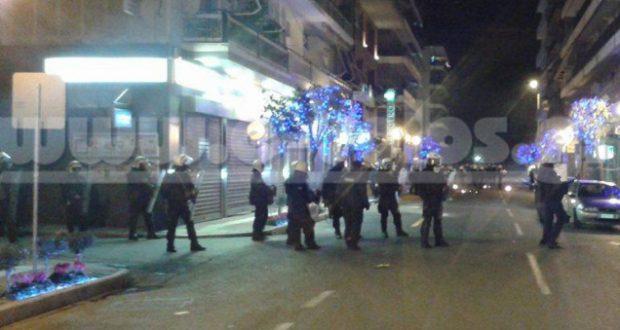 Γρηγορόπουλος: Επεισόδια στο Βόλο μετά την πορεία