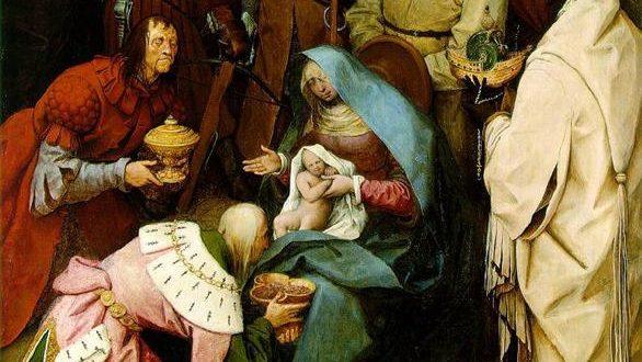 Οι 20 διάσημοι πίνακες των Χριστουγέννων