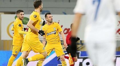 Τέλος παιχνιδιού: Αστέρας Τρίπολης (4-1) Παναιτωλικός