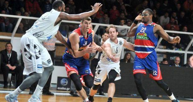 Basket League: Σόκαραν την Πάτρα τα Τρίκαλα