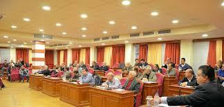 Συνεδρίαση Δημοτικού Συμβουλίου Μεσολογγίου