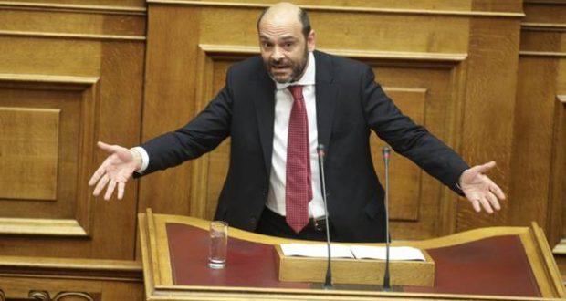 Ιάσονας Φωτήλας για την διώρυγα του Πηνειού: Οι «άμεσες» ενέργειες για την κυβέρνηση νοούνται το 2027!!
