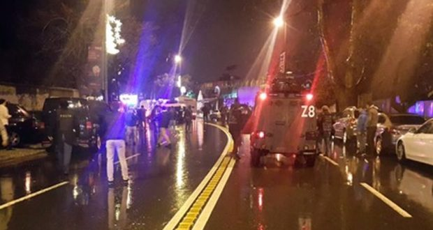 Επίθεση τύπου Μπατακλάν στην Κωνσταντινούπολη