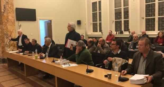 Π.Μοσχολιός: «Θα αναλάβει επιτέλους ο δήμαρχος τις ευθύνες του για όσα συμβαίνουν στο Δημοτικό Συμβούλιο;»