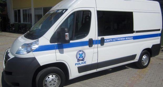 Εβδομαδιαίο Δρομολόγιο Κινητής Αστυνομικής Μονάδας Αχαΐας