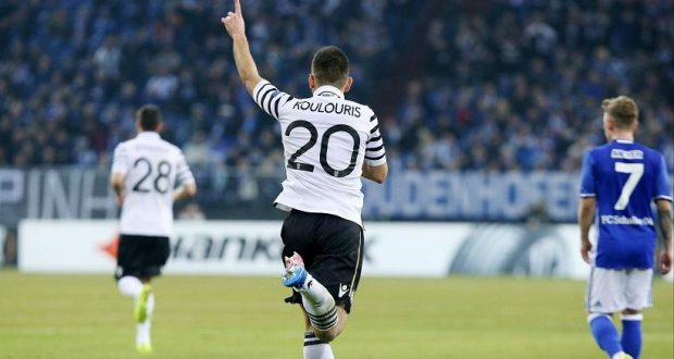 Europa League: Απο-Χ-αιρέτησε με το κεφάλι ψηλά!