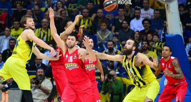 Euroleague Basketball: Έχασε αλλά δεν χάθηκε το πλεονέκτημα