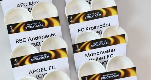 Europa League: «Κλήρωση-δώρο» για Α.Π.Ο.Ε.Λ. – Ξανά προς Τουρκία ο Ολυμπιακός