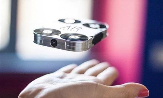 Η μικρότερη ιπτάμενη κάμερα στον κόσμο