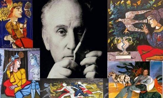 Έφυγε από τη ζωή ο μεγάλος σύγχρονος ζωγράφος Δημήτρης Μυταράς