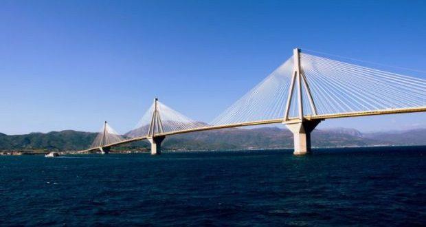 Αναβαθμίζονται τα διόδια της Γέφυρας Ρίου-Αντιρρίου