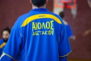 Νίκη για τον Αίολο Αστακού