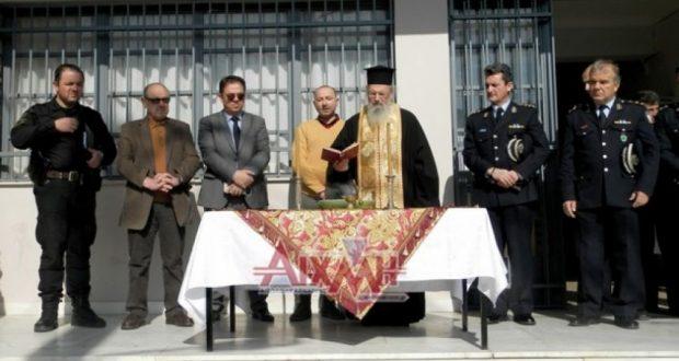 Τιμήθηκε αστυνομικός της τροχαίας Ναυπάκτου – Τελέστηκε και μνημόσυνο στους πεσόντες