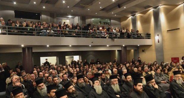 Ομιλία του Καθηγητή Κωνσταντίνου Καρακατσάνη στη Σχολή Γονέων στο Αγρίνιο
