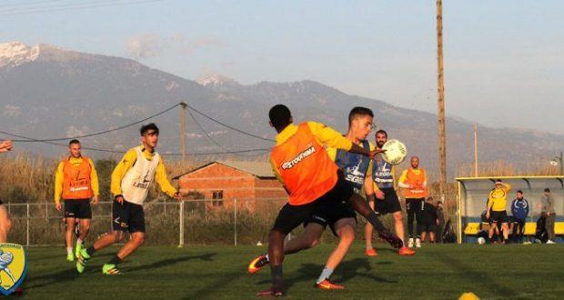 Ατομικό πρόγραμμα ο Πάουλο – Σεμινάριο κανονισμών ποδοσφαίρου – Χωρίς Χαντάκια στην Λάρισα