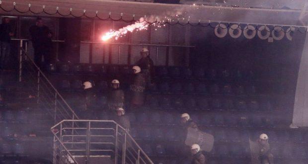 16 μήνες ποινή φυλάκισης και απαγόρευση εισόδου στα γήπεδα για δυο χρόνια για Αγρινιώτη οπαδό του Παναθηναϊκού