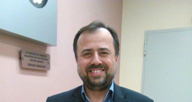 Την κάθετη σύνδεση του Αγρινίου με την Ιόνια Οδό, ζητά ο νέος πρόεδρος του ΤΕΕ Αιτωλ/νίας,  Στ. Μπλέτσας