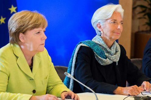 Spiegel: Τα βρήκαν Μέρκελ και Λαγκάρντ – Με 5 δισ το ΔΝΤ στο ελληνικό πρόγραμμα