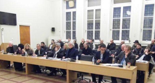 Προσωρινή διακοπή λόγω έντονης αντιπαράθεσης στο Δημοτικό Συμβούλιο Αγρινίου