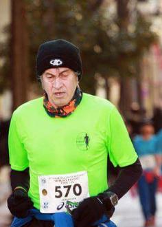 «Έφυγε» από τη ζωή ο μεγάλος μαραθωνοδρόμος και συναθλητής του Μιχάλη Κούση, Κυριάκος Λαζαρίδης