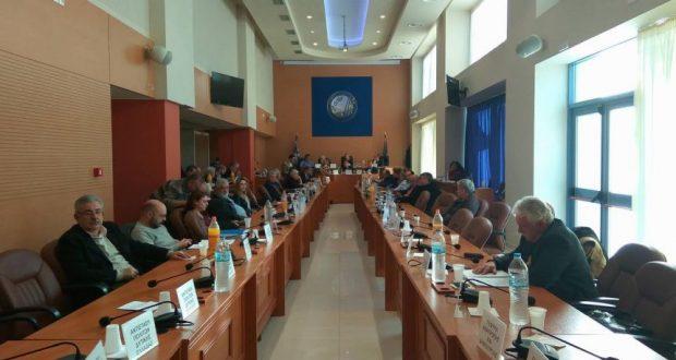 Ειδική συνεδρίαση του Περιφερειακού Συμβουλίου  για την εκλογή νέου Προεδρείου