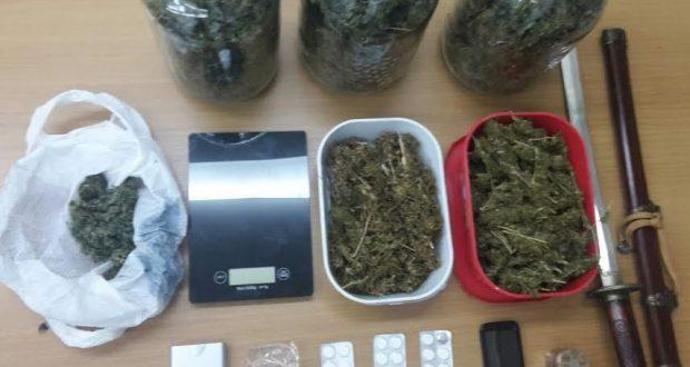 Συνελήφθη ένας ακόμα διακινητής ναρκωτικών στην Αχαΐα