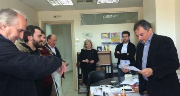 Αγρίνιο: Tιμητικά βραβεία στους τρεις καλύτερους κηπουρούς του Δημοτικού Λαχανόκηπου