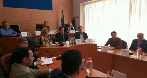 Προτεραιότητα για την Π.Δ.Ε. η συνεργασία με τους φορείς – Στόχος μας η βελτίωση της ποιότητας υγείας των πολιτών