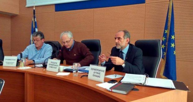 Ψήφισμα συμπαράστασης του Περιφερειακού Συμβουλίου, στο Δήμαρχο Πατρέων Κώστα Πελετίδη