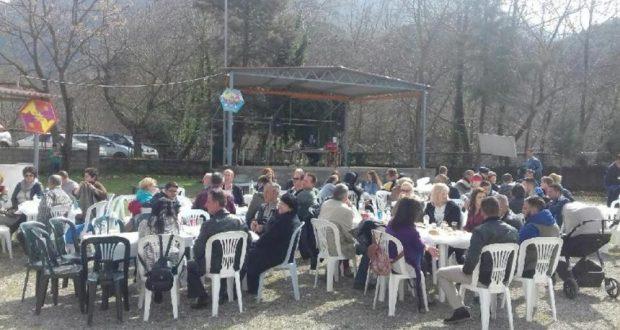 Δήμος Αγρινίου: Η γιορτή της Καθαράς Δευτέρας στα Σιτόμενα (Φωτογραφίες)
