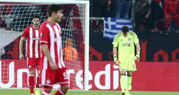 Europa League: Έβαλε τα χεράκια του και έβγαλε τα… ματάκια του ο Ολυμπιακός
