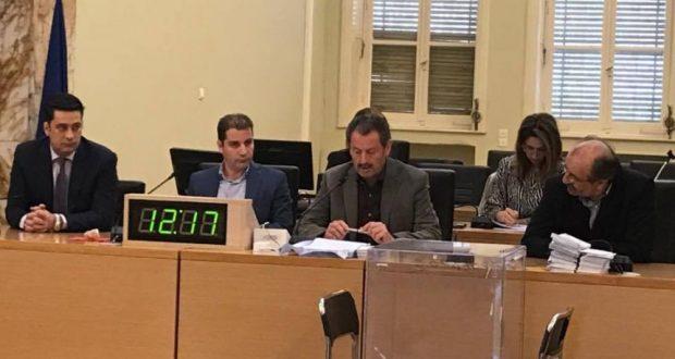 Αγρίνιο: Η δήλωση Παπαναστασίου για την εκλογή νέου προεδρείου του Δημοτικού Συμβουλίου – Τα μέλη των επιτροπών