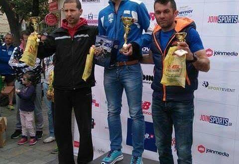 Άρτα – 3ος Ημιμαραθώνιος «ο Δρόμος του Γιοφυριού»: Χάλκινο μετάλλιο στα 5 χλμ. ανδρών για τον Αγρινιώτη, Βαγγέλη Μουρτζιάπη