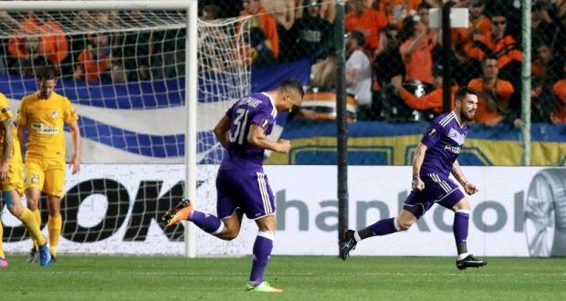 Europa League: Έχασε ο Α.Π.Ο.Ε.Λ. αλλά τίποτα δεν χάθηκε
