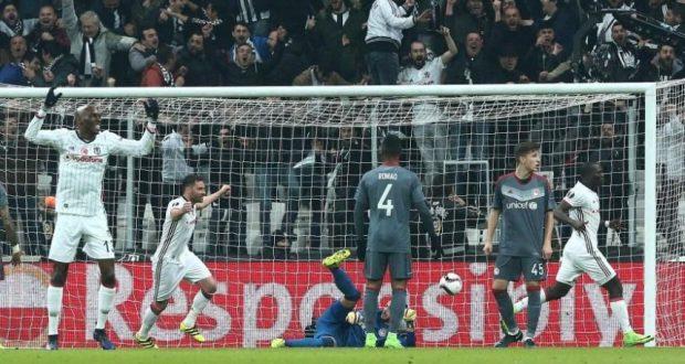 Europa League: Τον… «έπνιξε» ο Νικόλα Λεάλι!