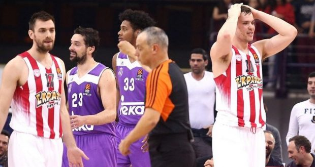 Euroleague Basketball: Απουσίες, τραυματισμοί και τσακωμοί έφεραν την ήττα!