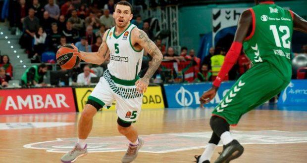 Euroleague Basketball: Έπαιξε σαν… Εξάστερος!