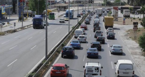 Κυκλοφοριακές ρυθμίσεις στη Νέα Εθνική Οδό Αθηνών-Πατρών