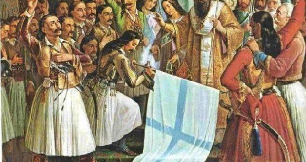 Ο εορτασμός της εθνικής επετείου της 25ης Μαρτίου, στο Θέρμο