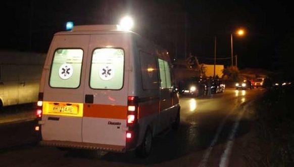 Απεγκλωβισμός οδηγού μετά από σοβαρό τροχαίο στον Περιφερειακό Ναυπάκτου (Φωτό)
