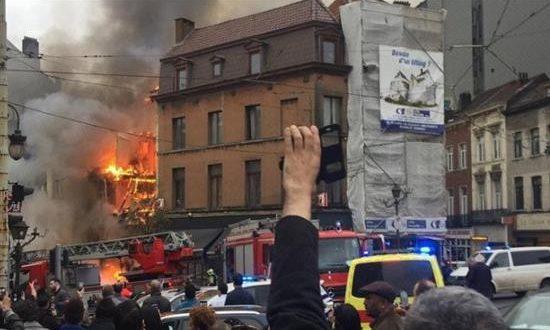 Έκρηξη σε κτίριο στις Βρυξέλλες – Επτά τραυματίες