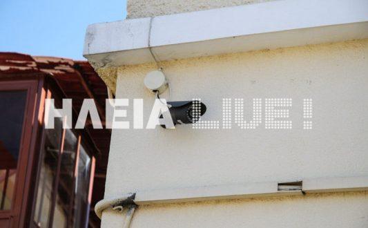 Ηλεία: Τους έπιασαν στο κρεβάτι και τους έδεσαν – Βούτηξαν το υλικό από τις κάμερες ασφαλείας (Φωτογραφίες)