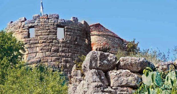 Το αρχαίο Βουκάτιο στην Παραβόλα (Βίντεο)