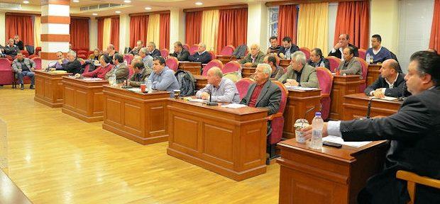 Εκλογή προεδρείου, του Δημοτικού Συμβουλίου Μεσολογγίου