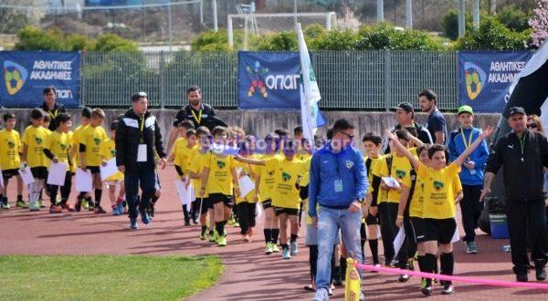 Η Ακαδημία Ποδοσφαίρου «Ελπίδες Αγρινίου», στο πρόγραμμα ακαδημιών Ο.Π.Α.Π. (Φωτογραφίες – Βίντεο του AgrinioTimes.gr)