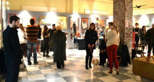 Αγρίνιο: Πρώτη Ετήσια Έκθεση χειροποίητων έργων, στην Παλαιά Δημοτική αγορά