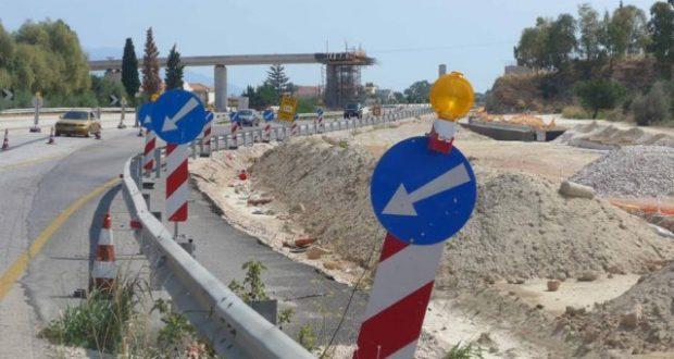 Απόφαση περί κυκλοφοριακών ρυθμίσεων στην Ε.Ο. Αμφιλοχίας – Λευκάδας