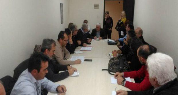 Συνάντηση Αν. ΥΠΑΑΤ, Γ. Τσιρώνη, με την ένωση βιοκαλλιεργητών Αιτωλοακαρνανίας