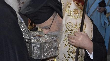 Υποδοχή Λειψάνου Αγίου Λουκά Κριμαίας στο Μεσολόγγι (Φωτογραφίες)